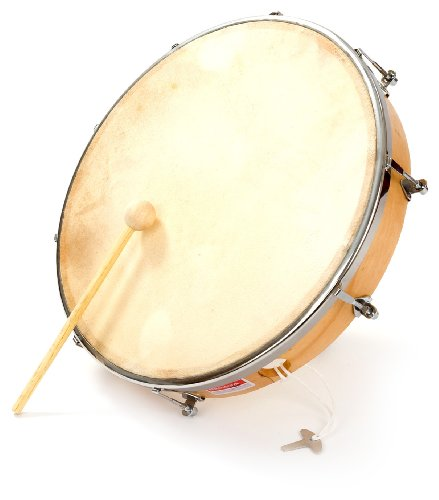 Percussion Plus Stimmbare Trommel 12 Zoll/30,48 cm
