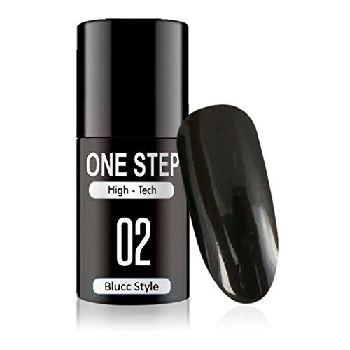 Esmaltes Permanentes Nº2 Gellack One Step New Line-