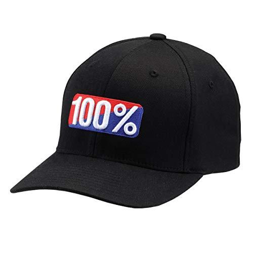 100% Cap OG Schwarz Gr. L/XL -