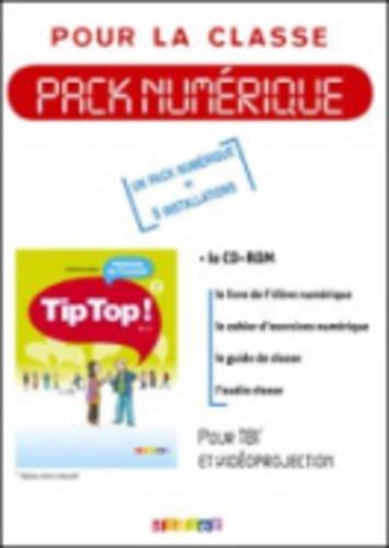 Tip Top! 2 : Pack Numerique Pour la Classe ( Usb Stick ) (French Edition) by Catherine Adam (2012-11-07) Usb Tip Pack