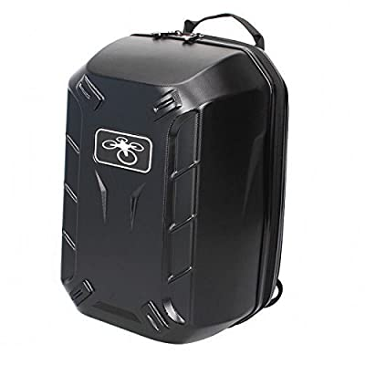 AKASO Phantom 3 Standard Hardshell Bag Backpack Shoulder Carry Case Hard Shell Box for Dji Phantom 3s Fpv Drone Quadcopter