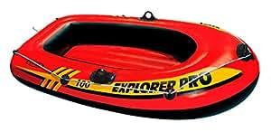 Intex 58355 - Canotto Explorer Pro 100, 160 x 94 x 29 cm