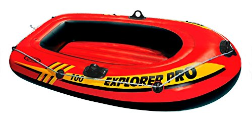 Intex - Barca hinchable explorer pro 100-160x94x29 cm - 58355NP
