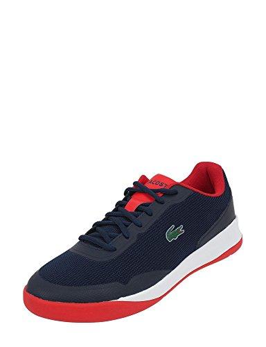 Lacoste Men's Men's Lt Spirit Pique Blue Sneakers Blue