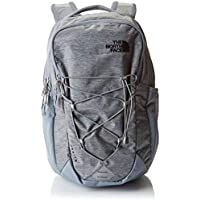 The North Face, Jester, Zaino, Unisex - Adulto, Grigio (Mid Grey Dark Heather/TNF Black), Taglia Unica