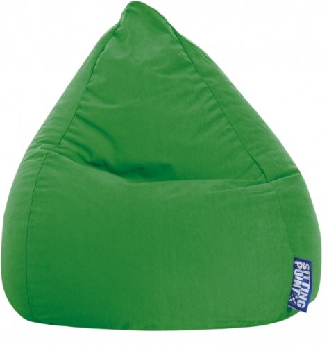Sitting Point 29943 033 Sitzsack BeanBag Easy XXL Gras