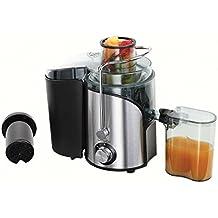 Exprimidor con vertedor de acero inoxidable, 500 ml, recipiente para exprimidor de frutas (
