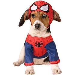 Disfraz perro Spiderman? - M