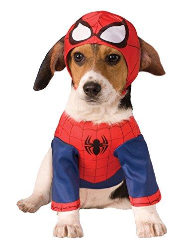 Imagen de disfraz perro spiderman?  l