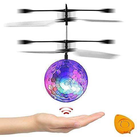 Opération Jeu Costume - Mini hélicoptère de boule de vol RC