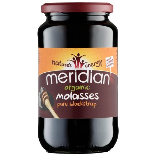 (12 PACK) – Meridian – Org Blackstrap Molasses MER-17582050 | 740g | 12 PACK BUNDLE