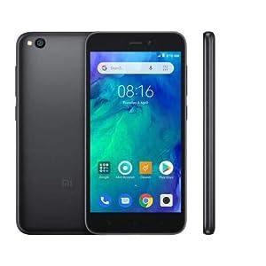 "Xiaomi Redmi Go 12,7 cm (5"") 1 GB 16 GB SIM Doble 4G Negro 3000 mAh - Smartphone (12,7 cm (5""), 1280 x 720 Pixeles, 1 GB, 16 GB, 8 MP, Negro)"