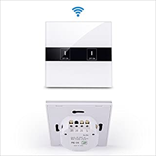 Wifi lichtschalter 2gang | Heimwerker-Markt.de