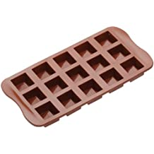 KitchenCraft Sweetly Does It Chocolate Chunks Silicone Mould
