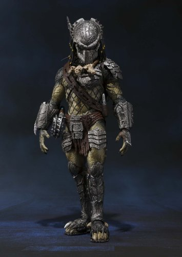 Bandai Tamashii Nations S.H. MonsterArts Predator Wolf Action Figure 2