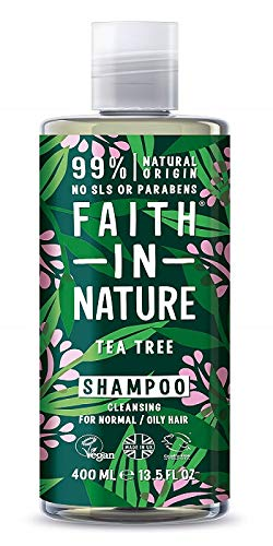 Faith In Nature, Champú - 400 ml