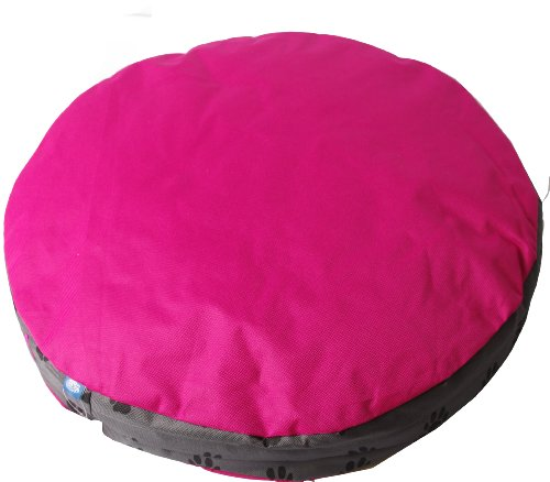 Pet Brands Colors of Hot Pink Dog Bed