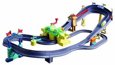 Tomy Chuggington LC54212 Loks - Circuito de trenes por Tomy
