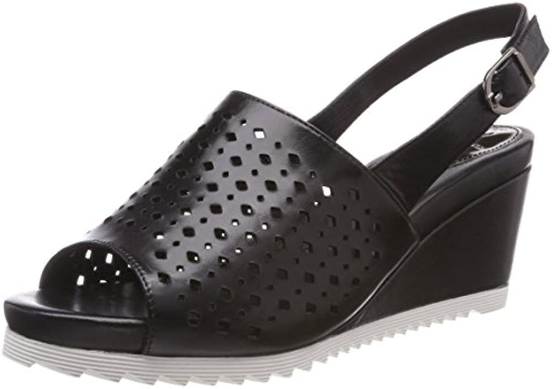 GERRY WEBER Shoes Damen Anastesia 04 Slingback Sandalen