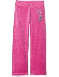 Juicy Couture Trk Scottie Crystals Mv Pant, Pantalons de Sport Fille