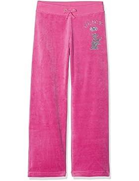 Juicy Couture Trk Scottie Crystals Mv Pant, Pantalones Deportivos para Niños