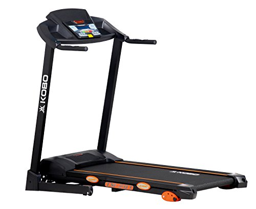 Kobo TM-201 Motorized Treadmill with Manual Incline
