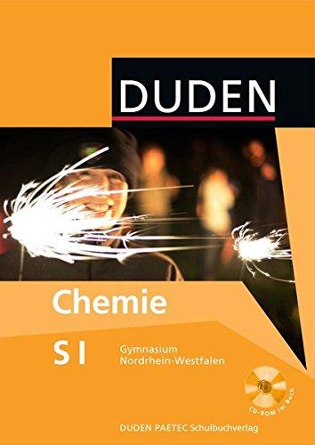 Duden Chemie - Gymnasium Nordrhein-Westfalen: 7.-9. Schuljahr - Schülerbuch mit CD-ROM