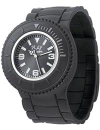 ODM Unisex-Armbanduhr Play Flip Analog Quarz Silikon PP001-01