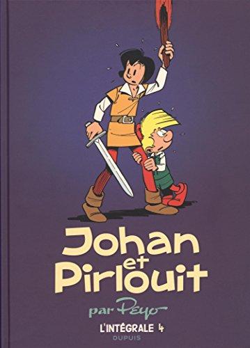 Johan et Pirlouit - L'Intégrale - tome 4 - Johan et Pirlouit intégrale 4 réédition
