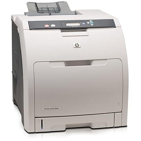 HP 3800N Colour Laserjet Printer (Base Model + Additional 64MB + JetDirect Fast Ethernet Embedded Print Server)