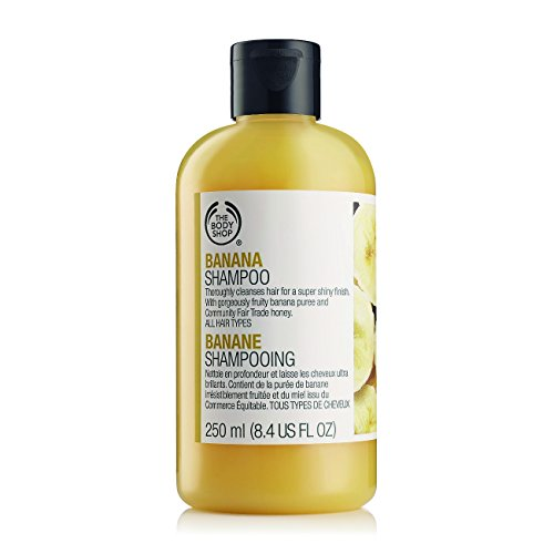 The Body Shop BANANA Shampoo 250 ml (8.4 fl oz)
