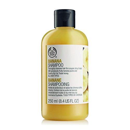 The Body Shop BANANA Shampoo 250 ml (8.4 fl oz)