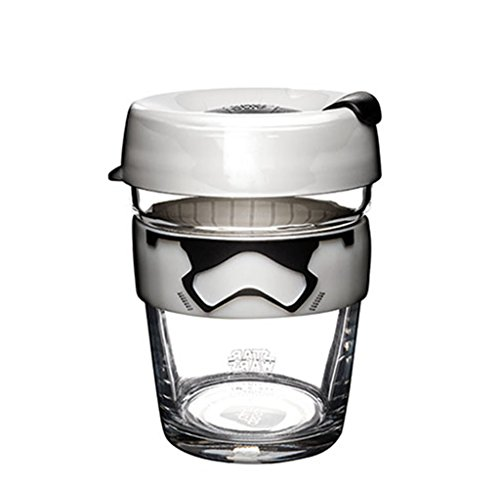 KeepCup Kaffeebecher, wiederverwendbar, Stormtrooper Brew, 12-Ounce/Medium