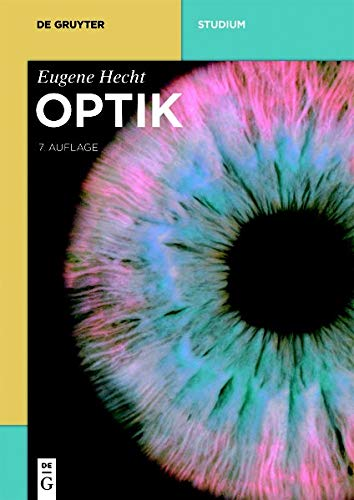 Optik (De Gruyter Studium)