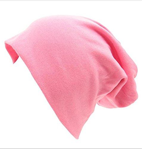 Azue Damen Strickmütze Gr. Einheitsgröße, rose (Infant Beanie Orange Knit)