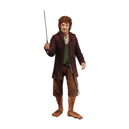 The Hobbit NE46846 - Figure of Bilbo (35 cm)