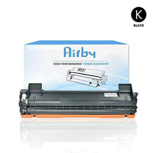 Airby® Kompatibel Toner ersetzt Brother TN-1050 für Brother HL-1110, HL-1112, HL-1210W, HL-1212W, DCP-1510, DCP-1512, DCP-1610W, DCP-1612W, MFC-1810, MFC-1910W