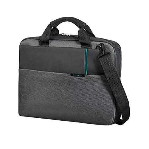 Samsonite Laptop Bag 14.1'' (Anthracite) -Qibyte Koffer, Anthracite