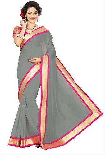 e275625e46dc Bollywood Indian Traditional Collection Party Wear Cotton Silk Saree  Sari,Function, Karneval, Birthday