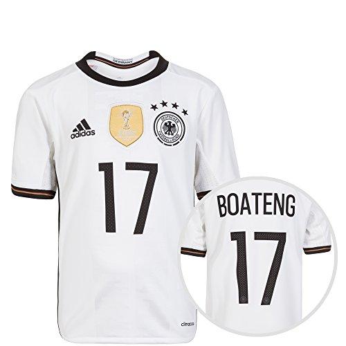 adidas DFB Trikot Home Boateng EM 2016 Kinder 140 - S