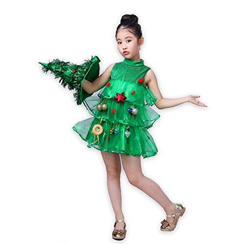 refdghrtgtr Weihnachten Party Fancy Kleid Kinder 'S Little -
