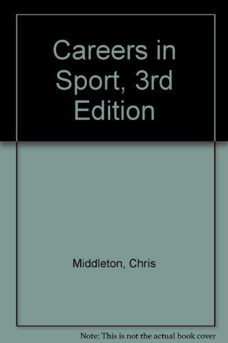 Careers in Sport (Careers Series) por Chris Middleton