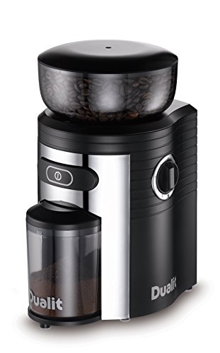 Dualit 75015 Burr Coffee Grinder