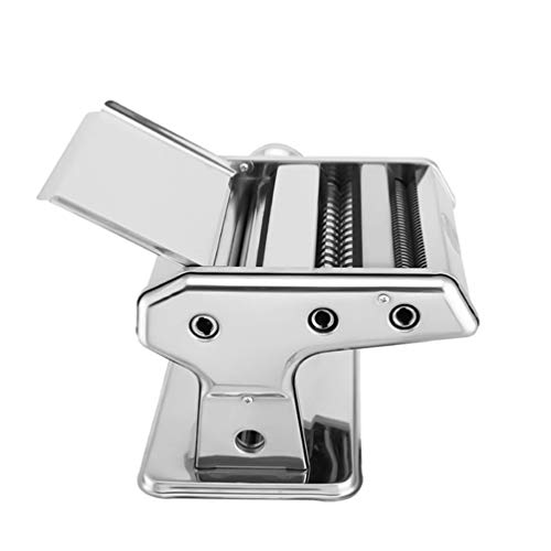 FantaCacy Haushalts-manuelle Nudel-Pressmaschine, kleine Küchen-Maschine 18.3x18x13.5CM für Hauptrestaurant-Hotel
