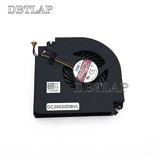 DBTLAP Laptop GPU fan for DELL PRECISION M6800 GPU Fan Video Card Cooling  FAN 0TJJ0R TJJ0R BATA0815R5H PN01 KSB0705HC CA02 KSB0705HC-CA02 Laptop
