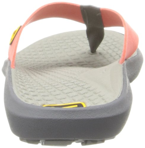 Keen  Class 5 Flip W's, Hi-Top Slippers femme Rouge