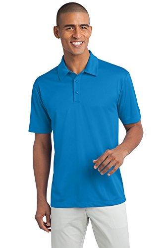 Port Authority Poloshirt für Herren Blau (Brilliant Blue)