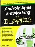 Android Apps Entwicklung fŸr Dummies ( 13. Juli 2011 )