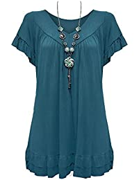 3a95e7fdd4c Home ware outlet Ladies Womens Gypsy Tunic Top 8-24