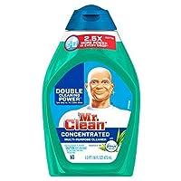 Mr. Clean Liquid Muscle Multi-Purpose Cleaner with Febreze Meadows & Rain (16oz) by Mr. Clean